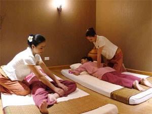 How massage got to thailand